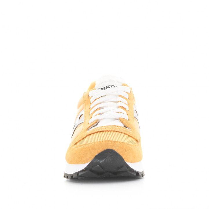 Zapatillas deportivas SAUCONY Jazz Original Vintage amarillas - Querol online