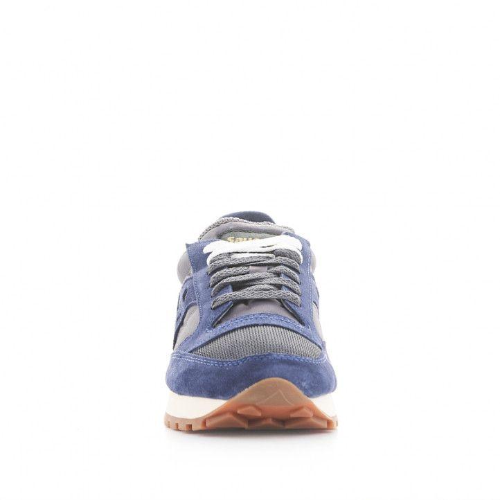 Zapatillas deportivas SAUCONY jazz original vintage azules - Querol online