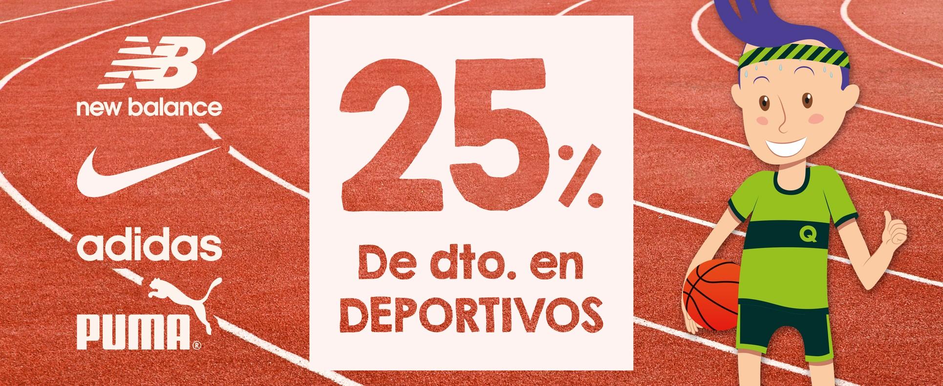 25% Deportivo